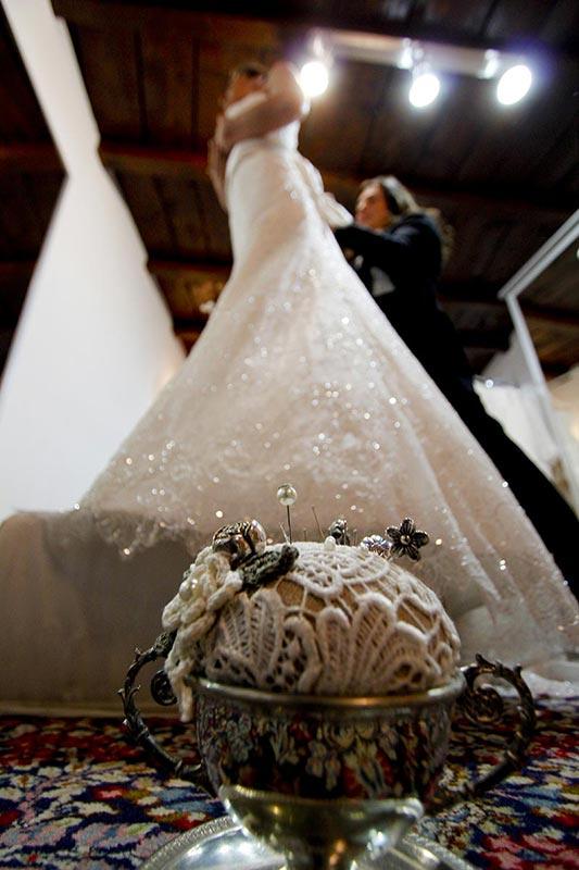 Atelier Abiti da sposa borgomanero arona novara - Le spose di Letizia