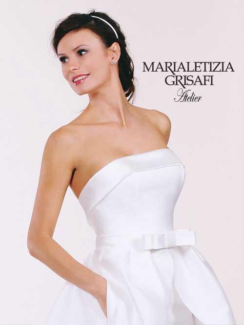 Abiti da sposa Novara Maria Letizia Grisafi